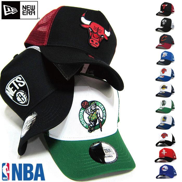 新埃拉網絲蓋子NBA NEW ERA D-FRAME MESH CAP公牛隊網絡湖人隊