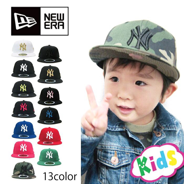 643a7351159adb Dance clothes hat parent and child of NEW ERA NY Yankees new error NEWERA  kids hip ...