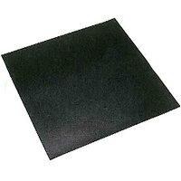 ゼオン化成 遮音マット サンダムE-45 4.5mm厚*91cm*91cm (4枚入) 面密度6.8kg/m2【個人宅配送不可】