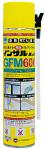 1液型発泡ウレタンフォーム インサルパック GFM600 (600ml) (12本入)【送料無料】【代引不可】