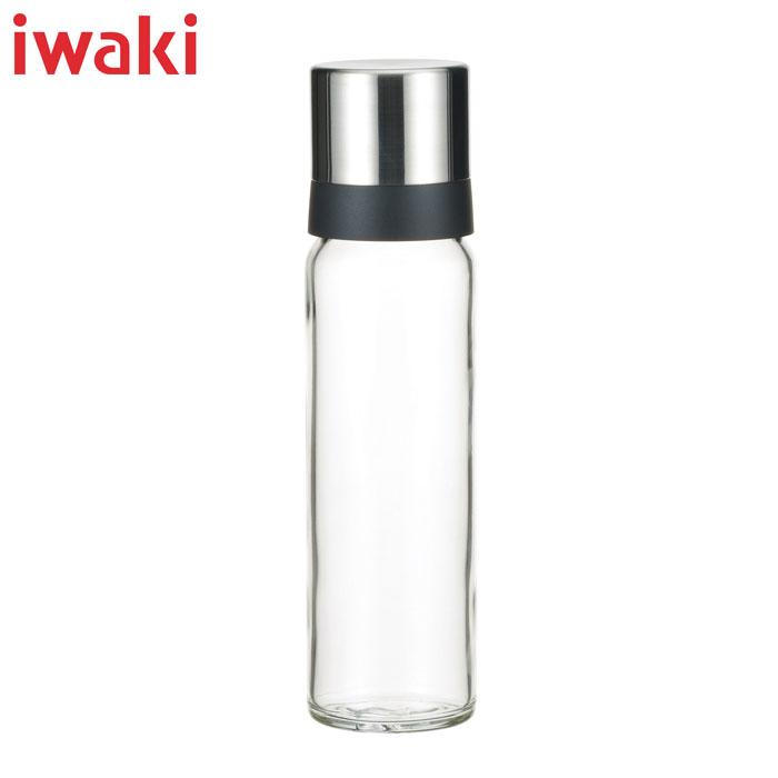 スタイリッシュなデザインでキッチンを楽しく 人気のSVシリーズの調味料容器 iwaki イワキ 実用容量250ml SVシリーズ 密閉醤油差し250ml 大幅にプライスダウン メーカー在庫限り品