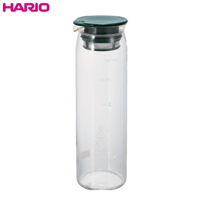 水だけで抽出する水出し茶! ハリオ(HARIO) 水出し茶ポット MD-10DG