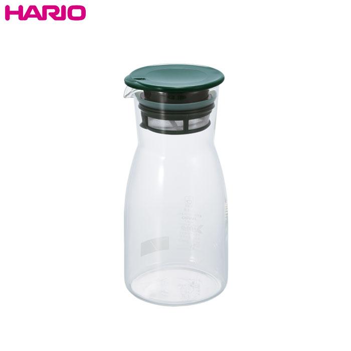 水だけで抽出する水出し茶を作ろう ハリオ HARIO 記念日 即納最大半額 実用容量700ml 水出し茶ポットミニ