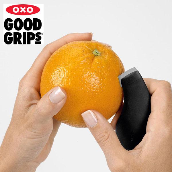 (氧) 氧代好握把柑橘剥皮机