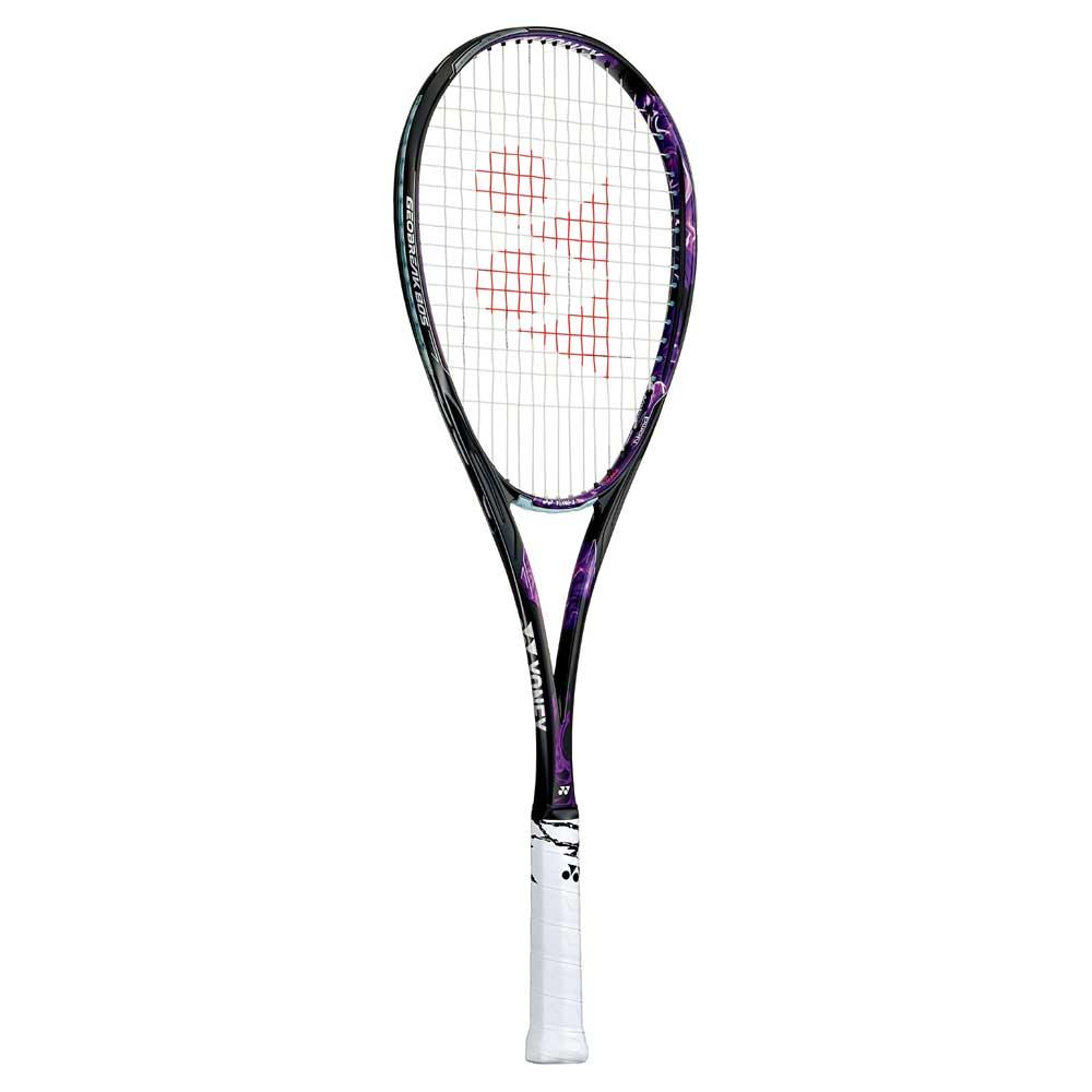 ソフトテニスラケット ジオブレイク80S フレームのみ(ガットなし)(geo80s044) ヨネックス YONEX 後衛用 中・上級者向け