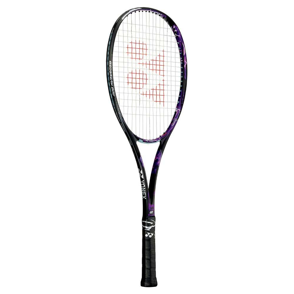 フレームのみ(ガットなし)(geo80v044) ヨネックス 前衛用 ジオブレイク80V YONEX ソフトテニスラケット 中・上級者向け