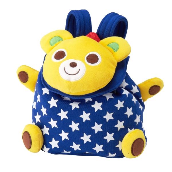 ミキハウスプッチー&うさこ☆小型帆布背包
