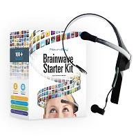 新製品●NeuroSky 脳波センシング 簡易脳波計 ヘッドセット MindWave Mobile 2[型番:80027-032][正規輸入品]日本語版説明書アプリCDと単四電池1本付