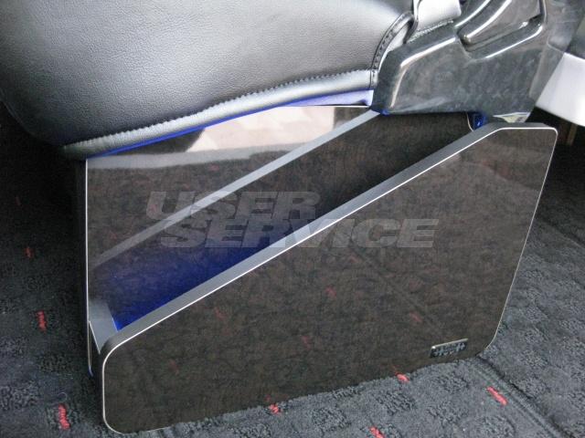 HEARTS ハーツ ハイエース 200系 1型 2型 3型 4型 ワゴン車 マガジンラックパネル