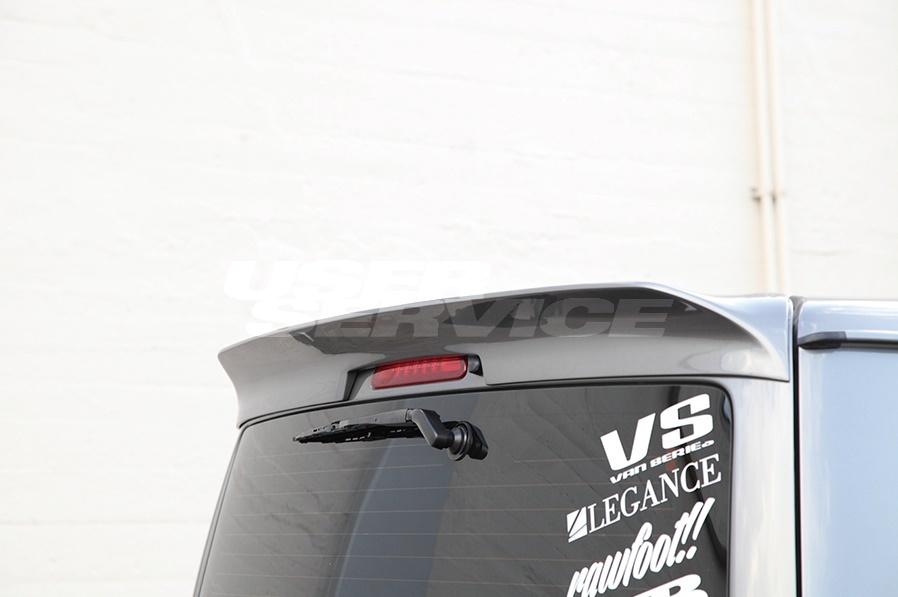 ESB ハイエース 200系 1型 2型 3型 4型 リアウィング ウイング CLS VS バンシリーズ イーエスビー
