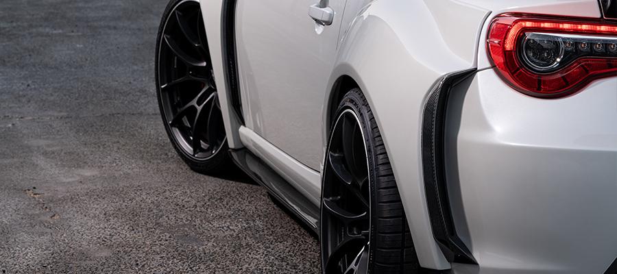 ARTISAN SPIRITS 86 BRZ ZN6 ZC6 GT フェンダーキット 一部 CFRP スポーツライン ARS GT アーティシャンスピリッツ 配送先条件有り