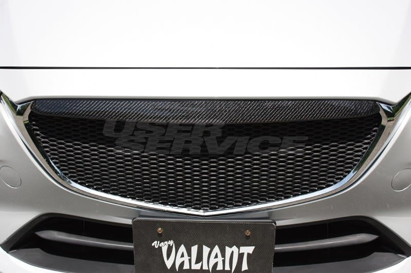 ガレージベリー CX-3 DK5FW DK5AW フロントグリル FRP 35-1004 GARAGE VARY VALIANT ヴァリアント