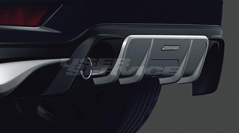 ケンスタイル CX-3 DK5FW DK5AW リアアンダーガーニッシュ 塗装済 KENSTYLE