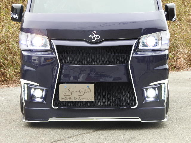 翔プロデュース ハイゼット トラック S500P S510P 3Dバットフェイス ボンネット Novel Emotoinonal ノベル エモーショナル 配送先条件有り