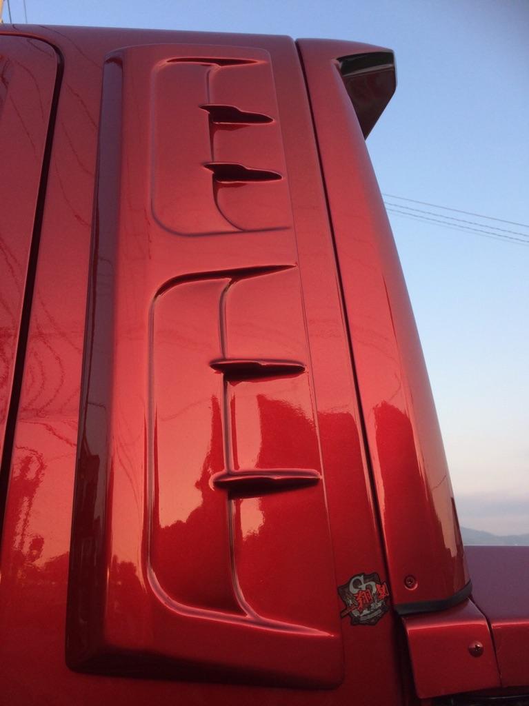 翔プロデュース ハイゼット トラック S500P S510P 3D サイドパネル Novel CUSTOM ノベル カスタム 配送先条件有り
