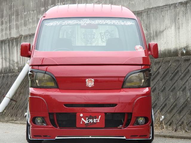 翔プロデュース ハイゼット トラック S201P S211P 4点セット Novel CUSTOM ノベル カスタム 配送先条件有り