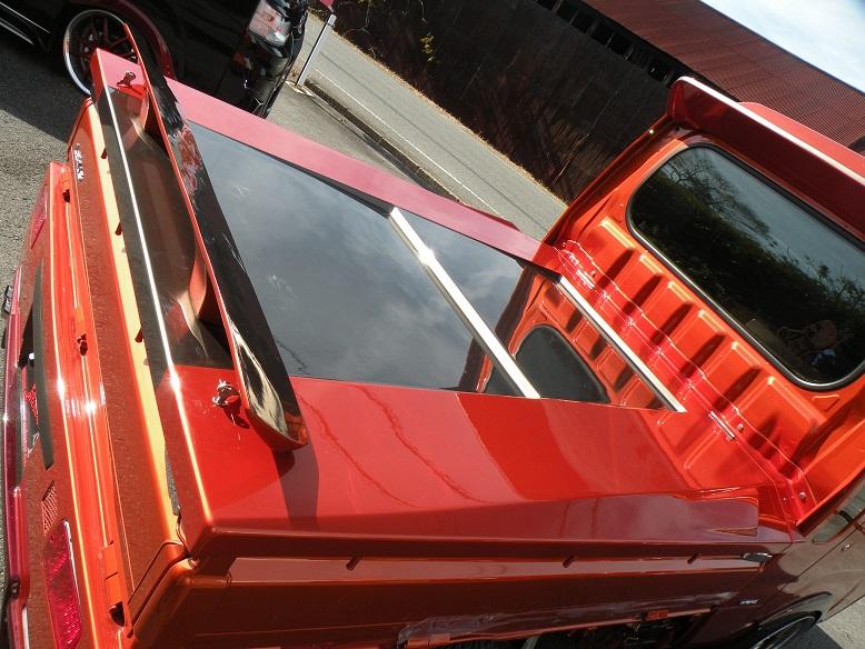 翔プロデュース ハイゼット トラック S500P S510P 3D荷台FRPカバー ダンパー無し Novel Premium ノベル プレミアム 超翔劇越 配送先条件有り