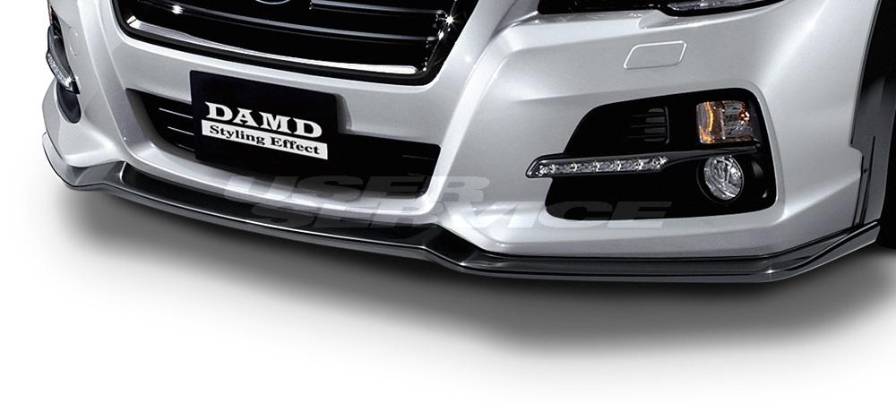DAMD ダムド フロントアンダースポイラー レヴォーグ VMG VM4 スタイリングエフェクト ABS