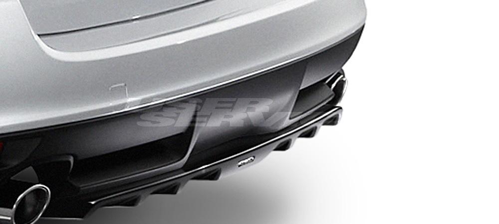 DAMD ダムド リアバンパーアンダーガーニッシュ レヴォーグ VMG VM4 スタイリングエフェクト ABS