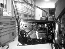 DAMD ダムド WRX S4 WRX STI VAG VAB ライト ウェイト ドア FRP(カーボン複合)