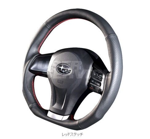 DAMD ダムド ステアリング インプレッサ GJ GP A型~ スタイリングエフェクト
