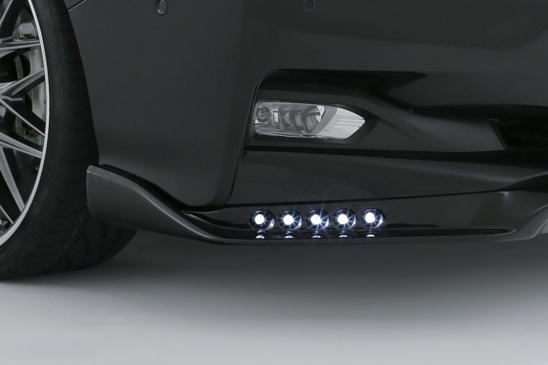 TOP LINE トップライン リーフ ZE1 全グレード LED アクセサリーライト 未塗装 ARNAGE アルナージ