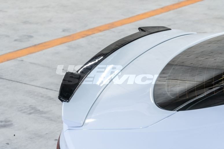 ROWEN ロウェン アウディ AUDI A5 スポーツバック DBA-F5CYRL トランクスポイラー 未塗装 プレミアムエディション PREMIUM Edtion トミーカイラ 1A011T01