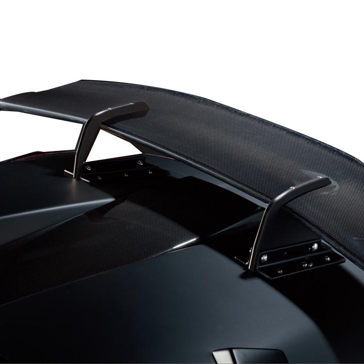 ブリッツ S660 JW5 GTウイング スタンダード カーボン 60232 BLITZ AERO SPEED エアロスピード Rコンセプト W
