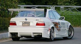 BOMEX ボメックス BOMEX COLLECTION BMW E36 サイドステップ 2ドア用/BMW-SS-01