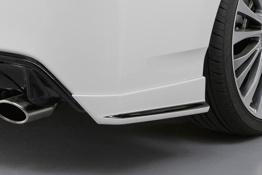 ROJAM ロジャム プリウス 30系 ZVW30 G's リアコーナーパネル 未塗装 ヴェルデ VERDE 23-rcp-pr30g