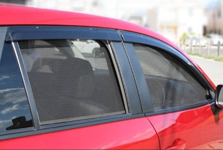 エルフォード CX-5 DBA-KEEFW/KEEAW/LDA-KE2FW/KE2AW レーザーシェード Elford 明和