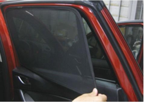 エルフォード CX-5 LDA-KE2FW KE2AW DBA-KEEFW KEEAW レーザーシェード elford