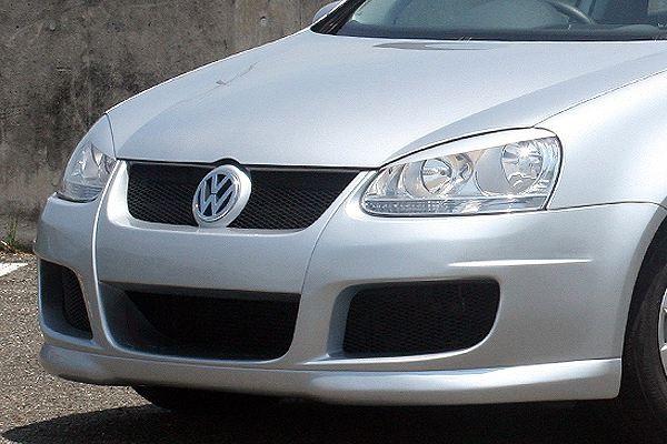 チャージスピード フォルクスワーゲン VW 1K### フロントバンパー FRP CHARGE SPEED Spazionova スパシオノーバ