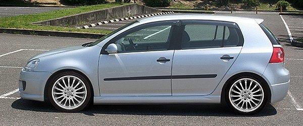 チャージスピード フォルクスワーゲン VW 1K### サイドステップ FRP CHARGE SPEED Spazionova スパシオノーバ