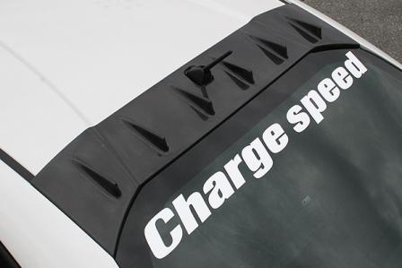 チャージスピード BRZ ZC6 ルーフフィン FRP CHARGESPEED BottomLine ボトムライン