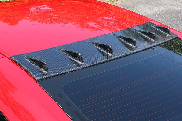 チャージスピード GT-R R35 ルーフフィン FRP CHARGESPEED BottomLine ボトムライン