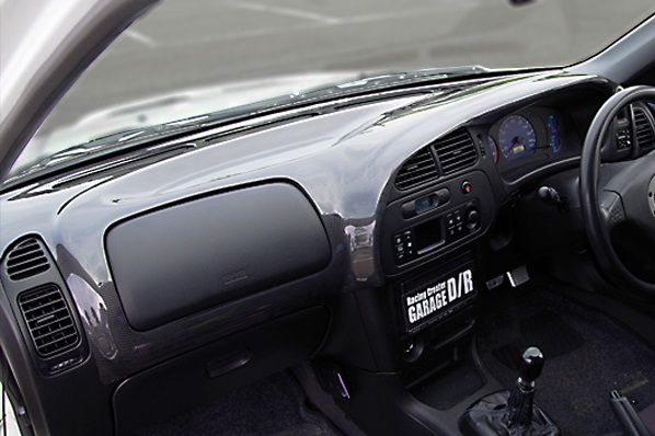 チャージスピード ランサー CP9A エボリューション5・6 ダッシュボードカバー カーボン製 CHARGESPEED