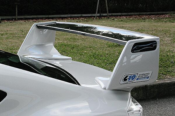 チャージスピード BRZ ZC6 E型 F型 リアウイング ストレートメインウイング カーボン製 CHARGE SPEED ボトムライン BottomLine