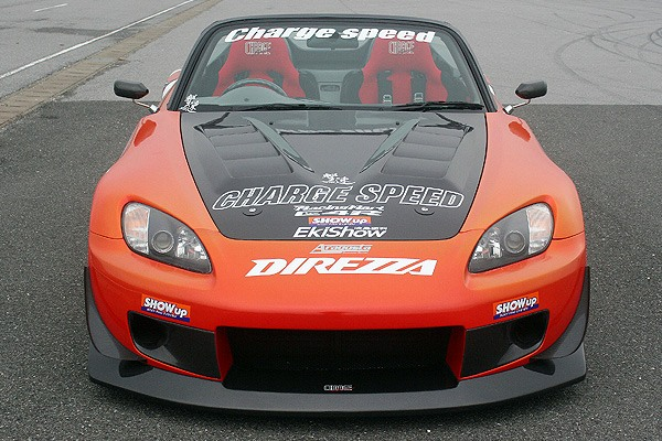 チャージスピード S2000 AP1 SUPER GT STYLE WIDE BODY KIT ワイドボディキット CHARGE SPEED 撃速チャージスピード