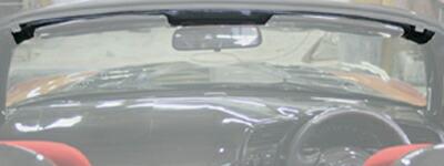 チャージスピード S2000 AP1 99/04~03/10 前期 ウインドシールド アッパーパネル カーボン CHARGE SPEED ボトムライン BottomLine