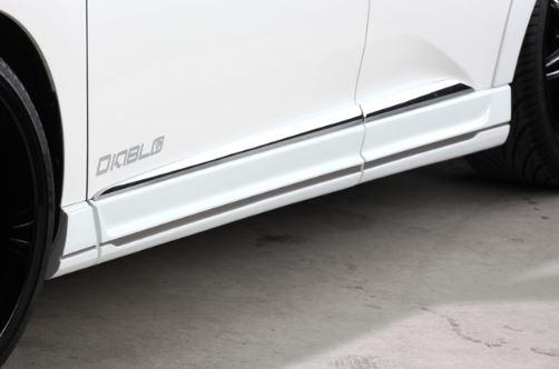 アクセルオート レクサス RX サイドステップ FRP 未塗装 Axellauto