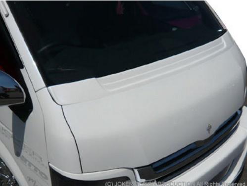 JOKER DESIGN ジョーカー デザイン ハイエース 200系 1・2・3・4型 ワイド ワイパーガード 品番:WI-07