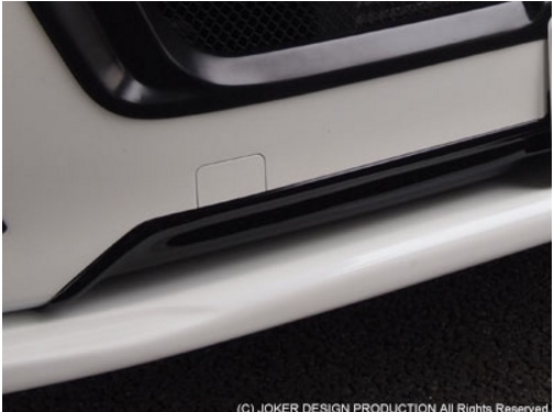 JOKER DESIGN ジョーカー デザイン ハイエース 200系 3型 ワイド バンパーガーニッシュ 品番:WI-12