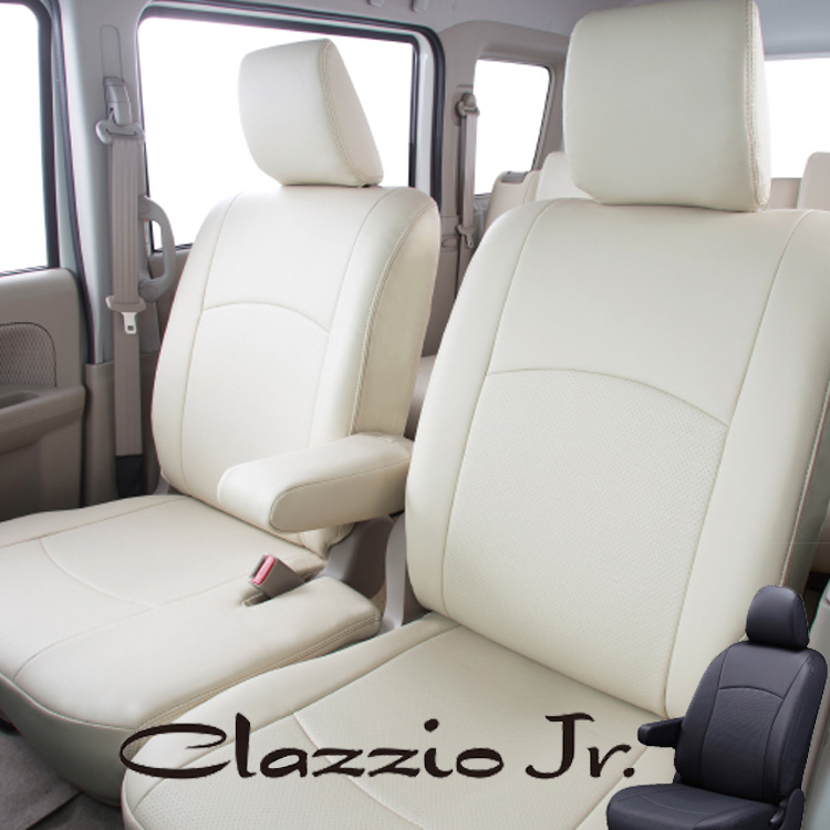 AZワゴンカスタムスタイル シートカバー MJ23S 一台分 クラッツィオ 品番ES-0635 クラッツィオ ジュニア