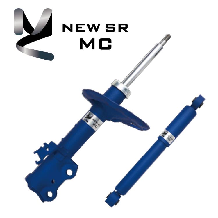 KYB カヤバ ヴェルファイアハイブリッド AYH30W ショックアブソーバー 1台分 NEW SR MC MC-56312207 配送先条件有り