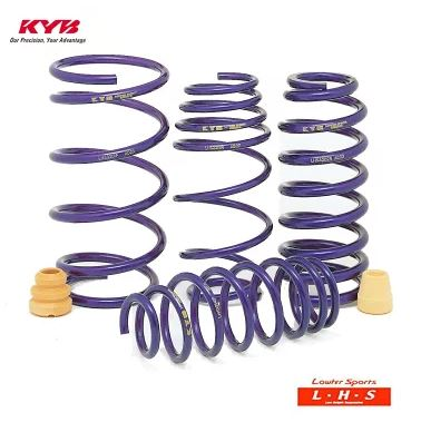 KYB カヤバ スイフト ZC53S スプリングダウンサス LOWFER SPORTS LHS LHS1770R×2 配送先条件有り