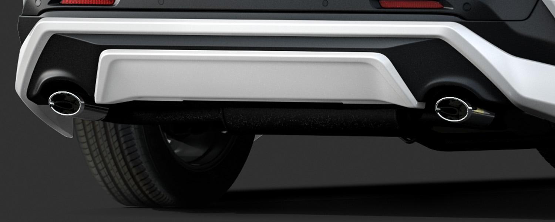 TRD RAV4 MXAA52 MXAA54 ハイレスポンスマフラー Ver.S ガソリン車用 MS153-42002 配送先条件有り