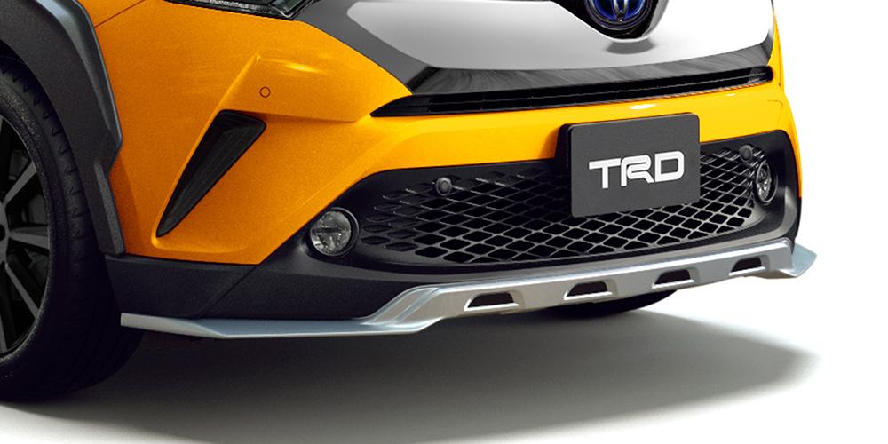 TRD C-HR NGX10 NGX50 ZYX10 フロントスポイラー MS341-10005 配送先条件有り