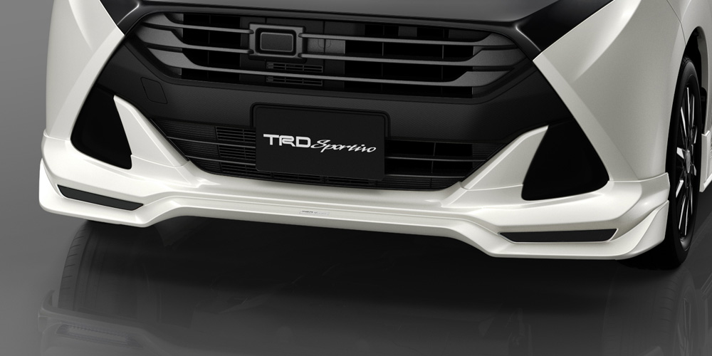 TRD タンク 900 系 フロントスポイラー LEDなし 塗装済 MS341-B1014 配送先条件有り