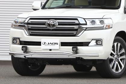 JAOS ジャオス ランドクルーザー B150050A 200系 15.08~ ALL ジャオス フロントスキッドバー ポリッシュ/ブラスト 15.08~ B150050A, ハート&キュート:a8a96b34 --- per-ros.com
